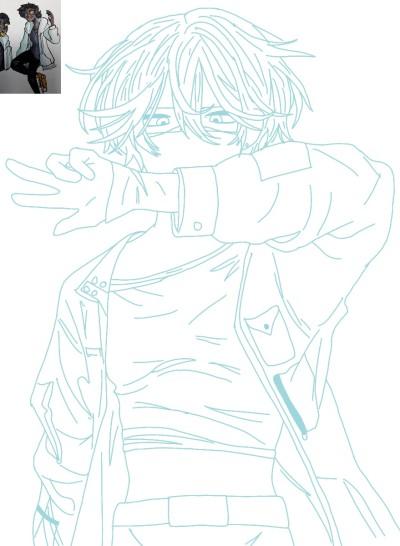 U>U JAX | Luna_MistArtz | Digital Drawing | PENUP