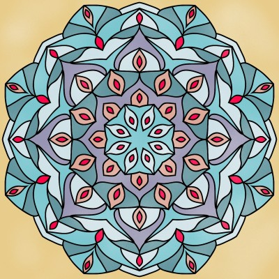 Mosaic 2. | Speff | Digital Drawing | PENUP