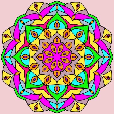 Coloring Digital Drawing | BCat | PENUP