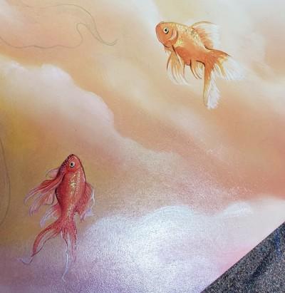 Fish Day  | Wolfgang | Digital Drawing | PENUP