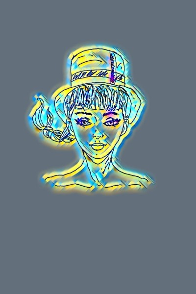 Femme  | richard | Digital Drawing | PENUP