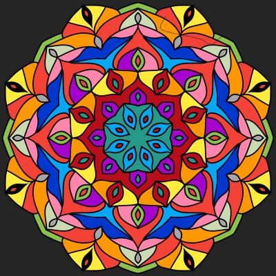 Coloring Digital Drawing | plg | PENUP