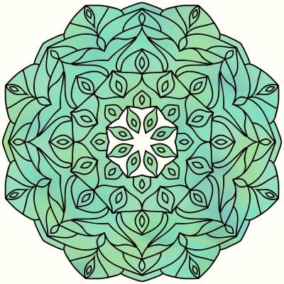 Coloring Digital Drawing   Cristina   PENUP