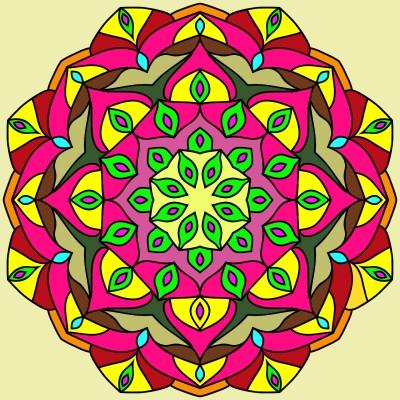 Coloring Digital Drawing | kumaresan | PENUP