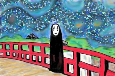 Chihiro  | lena25ification | Digital Drawing | PENUP