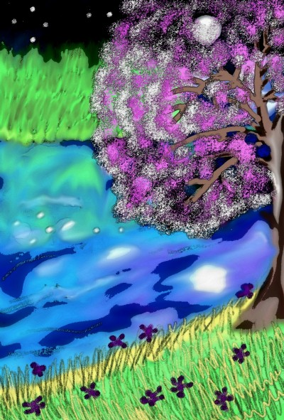 Landscape Digital Drawing | sulakshana | PENUP