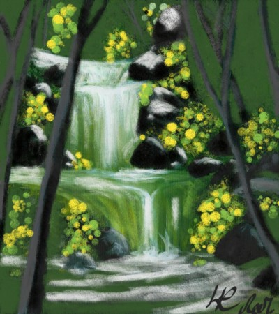 green river | LuPredova | Digital Drawing | PENUP