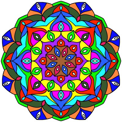 Coloring Digital Drawing | tik | PENUP