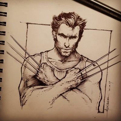 Logan | Hunger_art | Digital Drawing | PENUP
