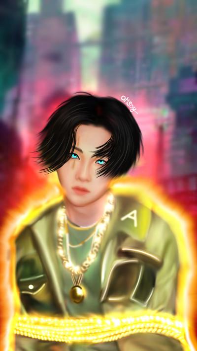 AGUST D  BTS (SUGA)♡ | aksoy | Digital Drawing | PENUP