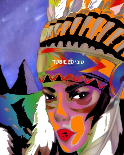 BORN IN THE USA  | Tobie.ISR | Digital Drawing | PENUP