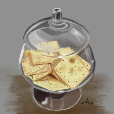 Crackers | Lucs | Digital Drawing | PENUP
