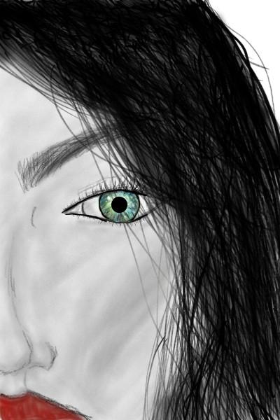 Portrait Digital Drawing | mamakay69 | PENUP