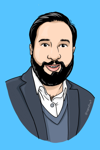 """Señor del Gabacho""   RodrigoP.   Digital Drawing   PENUP"