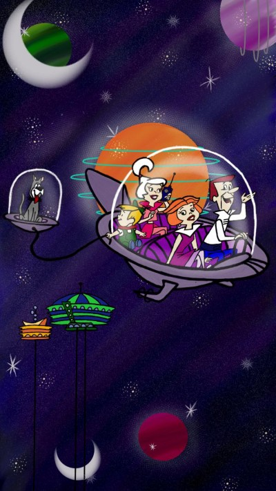 living like the jetsons | denise3686 | Digital Drawing | PENUP