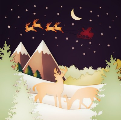 Christmas  | noisycotton | Digital Drawing | PENUP