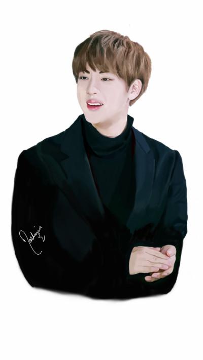 Kim Seokjin from BTS | Mia | Digital Drawing | PENUP