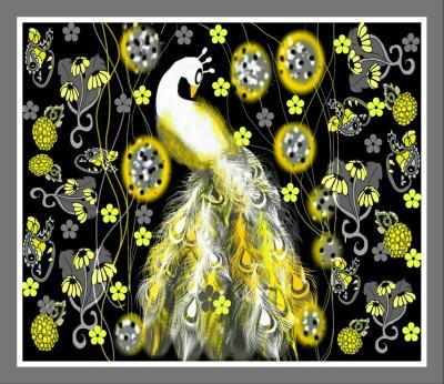 Pretty in yellow | Charldia | Digital Drawing | PENUP
