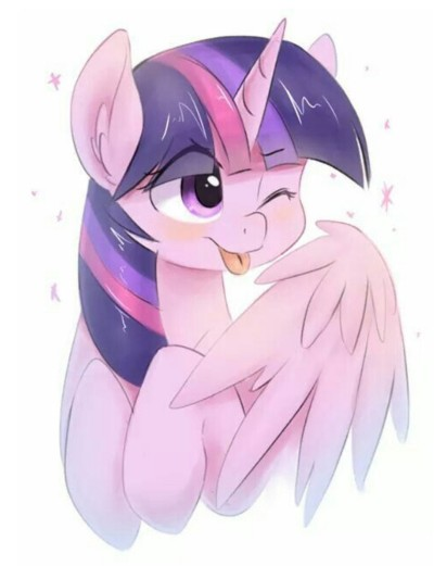 twilight sparkle  | elena | Digital Drawing | PENUP