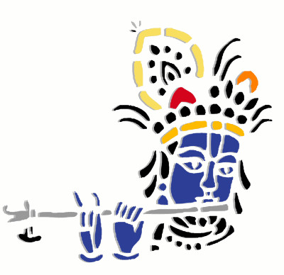 Lord Krishna- dedicated to my friend Krishna | deser | Digital Drawing | PENUP