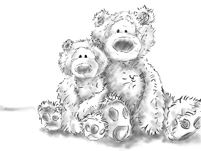 Best friends forever!   TitusCrow   Digital Drawing   PENUP