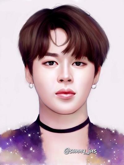 지민♡ | Sunny-jus | Digital Drawing | PENUP