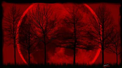Blood Red | Babycat5 | Digital Drawing | PENUP