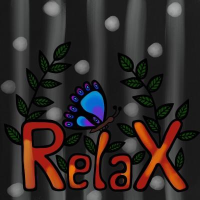 relax | Anshul | Digital Drawing | PENUP