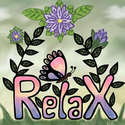 Relax | kajunlynn | Digital Drawing | PENUP