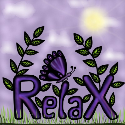 Relax | JammyC | Digital Drawing | PENUP