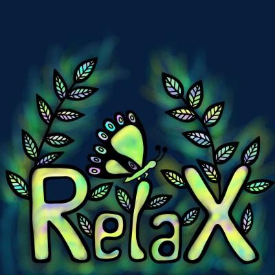Stop, Color, & Relax   lisa   Digital Drawing   PENUP