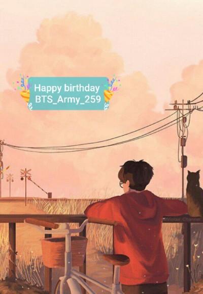 Happy birthday  | A.F | Digital Drawing | PENUP