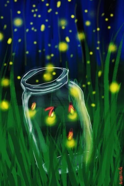 nightlife... | ArtNstillLife | Digital Drawing | PENUP