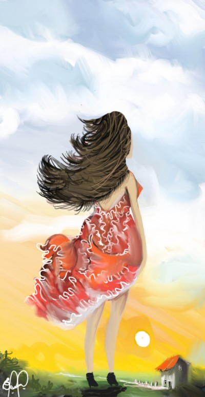 o vento | edsilva | Digital Drawing | PENUP