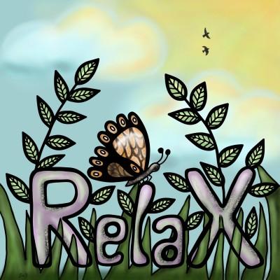 Relax | LisaBme | Digital Drawing | PENUP