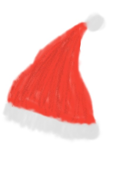 Santa's hat | Shawn | Digital Drawing | PENUP