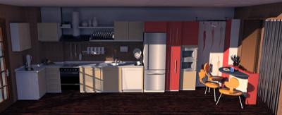 My dearest Bestie Krishna's kitchen:) | deser | Digital Drawing | PENUP