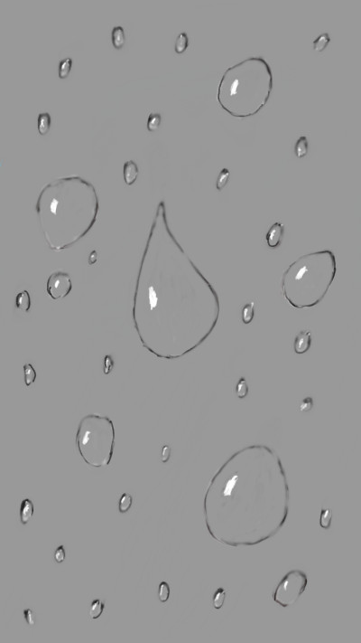 water drops | 3Kings | Digital Drawing | PENUP