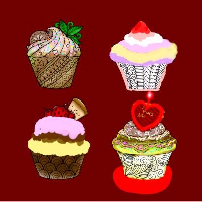 Happy birthday.  | carmenmilla | Digital Drawing | PENUP