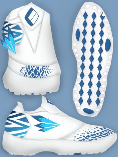 shoe design no.1 | Louis | Digital Drawing | PENUP