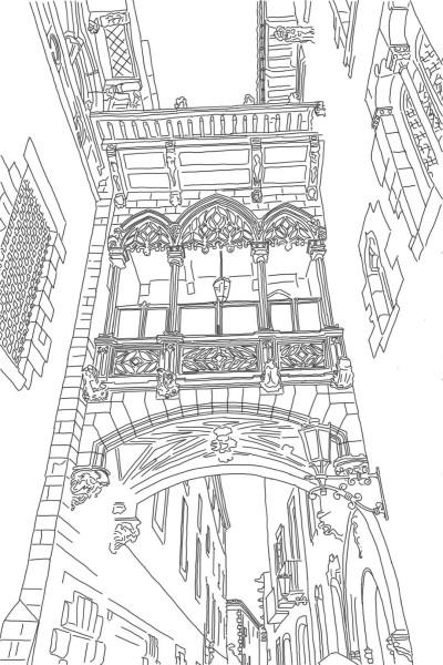 Barcelona | StevenCarroll | Digital Drawing | PENUP