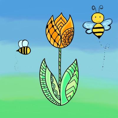 flower   marpong   Digital Drawing   PENUP