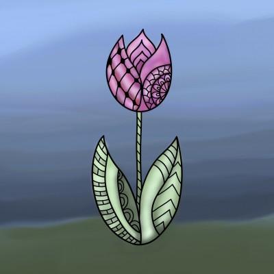 Coloring Digital Drawing   Earthwind   PENUP
