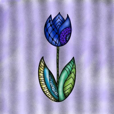 Coloring Digital Drawing   June   PENUP