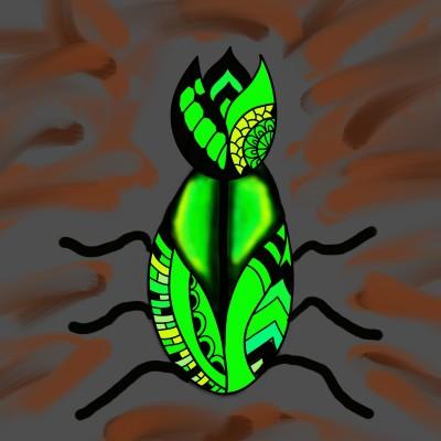 Bug | lisa | Digital Drawing | PENUP