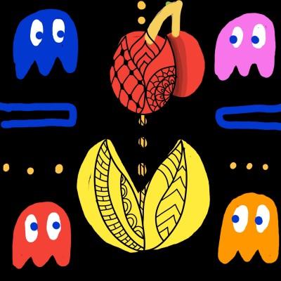 Pacman   newjackwitty   Digital Drawing   PENUP