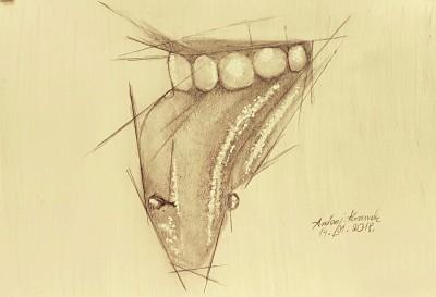 My drawing #Mój szkic ołówkiem #   arkadia332   Digital Drawing   PENUP