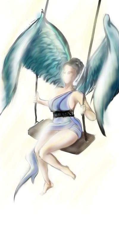 Angel    nataliya   Digital Drawing   PENUP