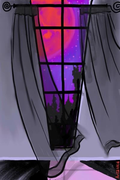 Night of the opening... | artNstillLife | Digital Drawing | PENUP
