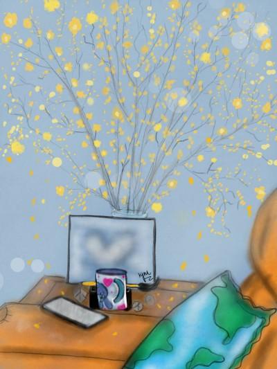 Cartoon Digital Drawing | kitt | PENUP